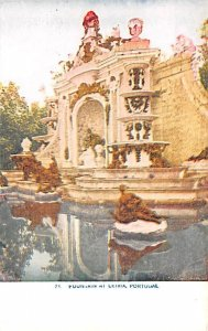 Fountain Leiria Unused