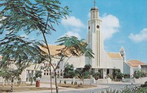 ARUBA, PU-1964; Church In The Centre Of Oranjestad