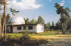 Centre Astro de Dolbeau , Quebec , Canada , PU-1985