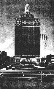 New Jersey Atlantic City Hotel Claridge 1945