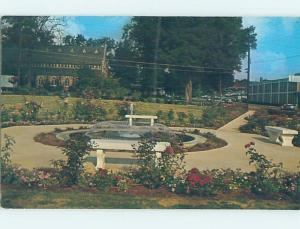 Pre-1980 PARK SCENE Anniston Alabama AL H2882