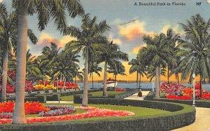 Beautiful Park in Florida Bayfront Park Misc FL