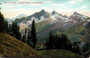 Washington Tatoosh Range Stevens Peak