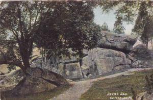 Devil's Den Gettsburg Pennsylvania