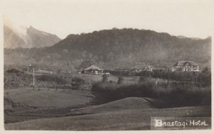 RP: SUMATRA , Sunda Islands , Indonesia , 1910-20s ; Brastagi Hotel
