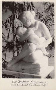 RP: GLENDALE , California , 1910-20s ; Mother Love