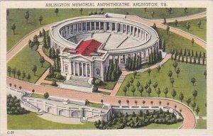 Virginia Arlington Arlington Memorial Amphitheatre