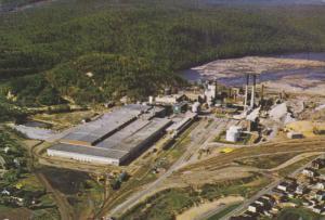 International Paper Co Factory , LA TUQUE , Quebec , Canada , 60-80s