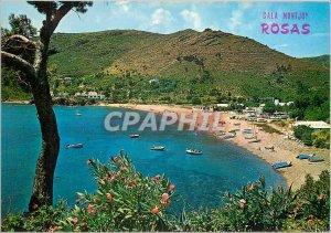 Postcard Modern Roses (Costa Brava) quiet