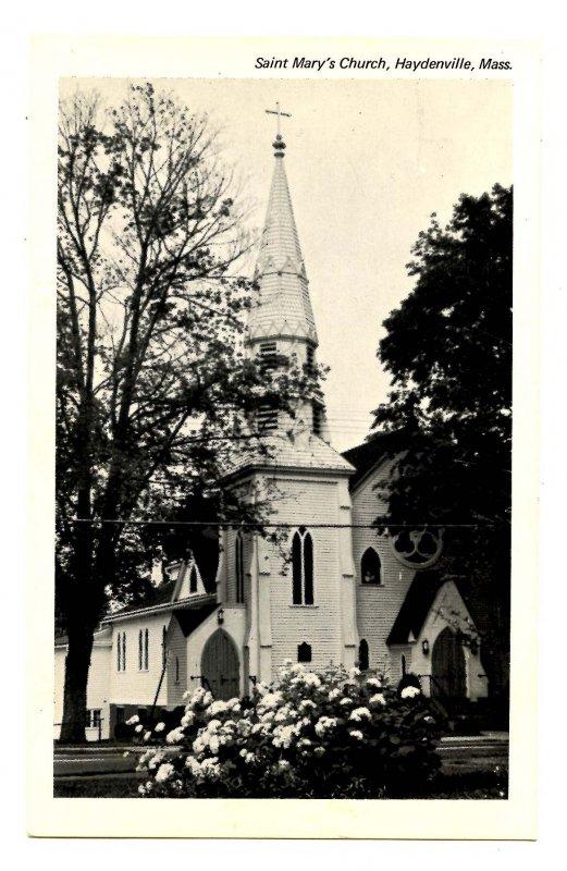 MA - Haydenville. St. Mary's Church