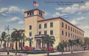 Florida Orlando US Post Office Building