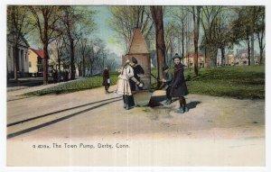 Derby, Conn, The Town Pump
