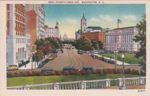 Washington DC Pennsylvania Avenue