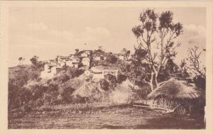 Fort National, Grande Kabylie, Algeria, 1910s ; Le Village Aguenroun
