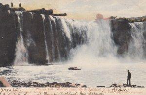 AUCKLAND , New Zealand , 1907 ; Wairu Falls