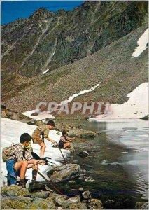 Postcard Modern Children Tawersee