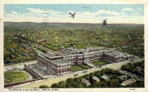 Technical High School Omaha NE 1930