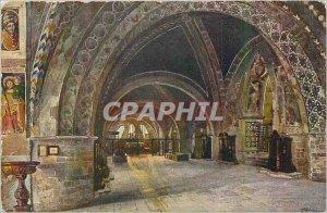 Postcard Modern Carlo Taddei Assisi Basilica di S Francesco Inferiore