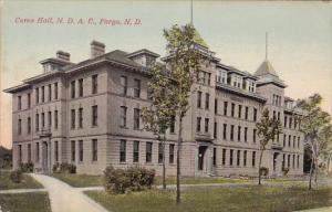 North Dakota Fargo Ceres Hall North Dakota Agricultural College