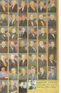 Presidents by Morris Katz , 1988