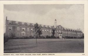 HIGH POINT, North Caroilina; Women's Hall, High Point College, 10-20s
