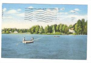 Carpenter Lake, near Owensboro, Kentucky, PU-1951