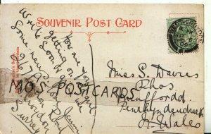 Genealogy Postcard - Davies - Penrhyn Deudraeth - North Wales - Ref 379B