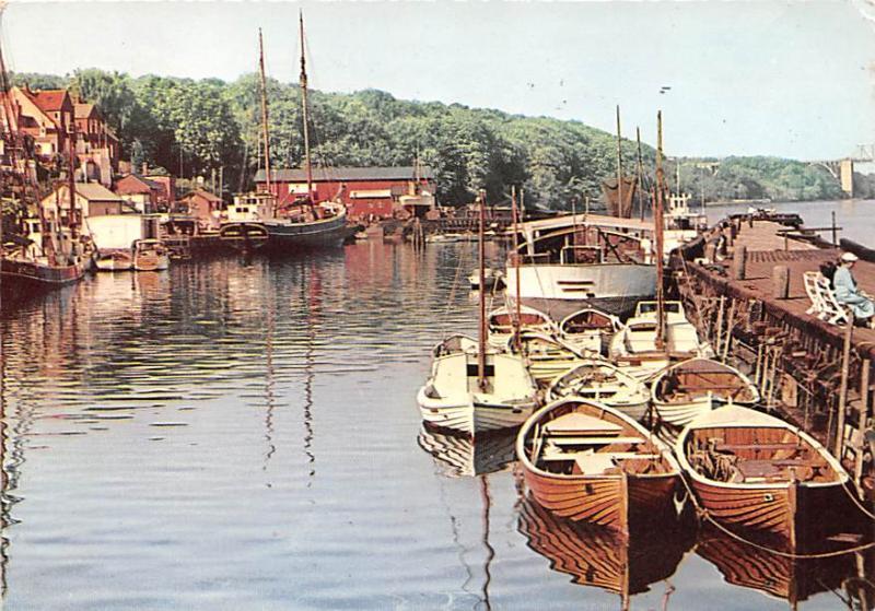 Denmark, Danmark The Harbour  The Harbour