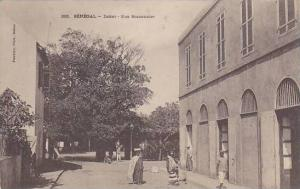 Senegal, 00-10s : Dakar - Rue Braconnier