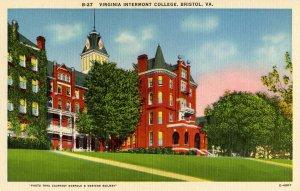 VA - Bristol. Virginia Intermont College