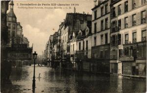CPA PARIS 12e-Faubourg Saint Antoine (322540)