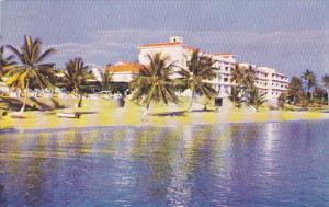 Jamaica Tower Isle Hotel Sea Side View