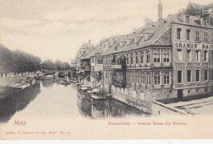 METZ , Germany (now France) , 1900-10s ; Felsenbader