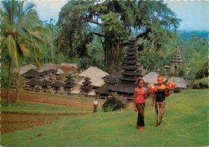 The sacred Pura Kehen near Bangli Bali Indonesia