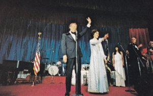 President Jimmy Carter And Rosalynn At Post-Inauguration Reception, 1977