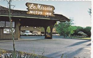 Exterior, La Mission Motor Lodge,  Kelowna, B.C.,  Canada, 40-60s
