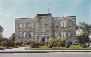 Hotel de Ville, City Hall, Victoriaville,  Quebec,  Canada,  40-60s