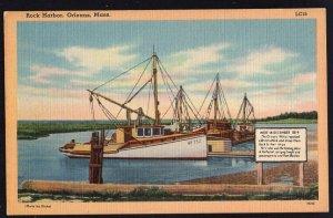Massachusetts CAPE COD Rock Harbor Orleans - LINEN