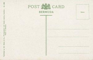BERMUDA , 00-10s ; S.S. Corona leaving the Princess Hotel