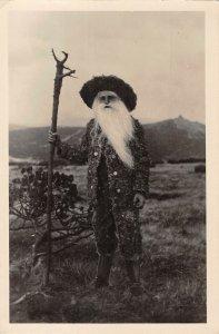 US3432 Krakonos Rubezahl Man with White Beard fantasy Czech republic types