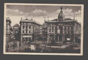092365 ITALY Milano Piazza Cordusio Vintage PC