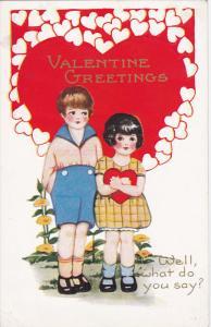 VALENTINE'S DAY : Child Couple , 00-10s
