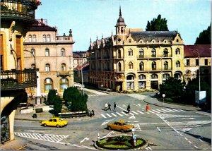 Oradea Bihor County, Romania vtg postcard