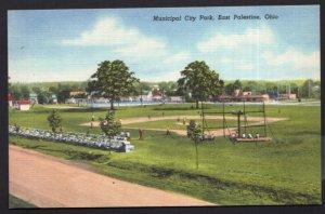 Ohio EAST PALESTINE Municipal City Park - LINEN