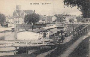 MEAUX (S.-&-M.) , France , 00-10s ; Quai Thiers