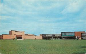 Cedar Rapids IA Our Daughter Attends the new George Washington High School~1956