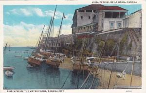 A Glimpse of the Water Front, Panama City, Panama, 1900-1910s