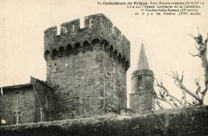 France - Cathedral of Frejus (Cathedrale de St. Leonce)