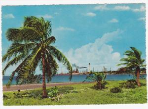 Lago - Beach with Oil Refinery , San Nichols , Aruba , 50-70s