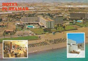 Spain Almeria Hotel Playamar Roquetas De Mar